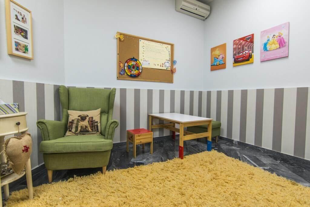 Χώρος Ψυχοθεραπείας Παιδιών Εφήβων